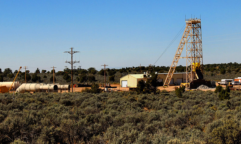 Pre-Litigation Support for Orphan Uranium Mine Contamination
