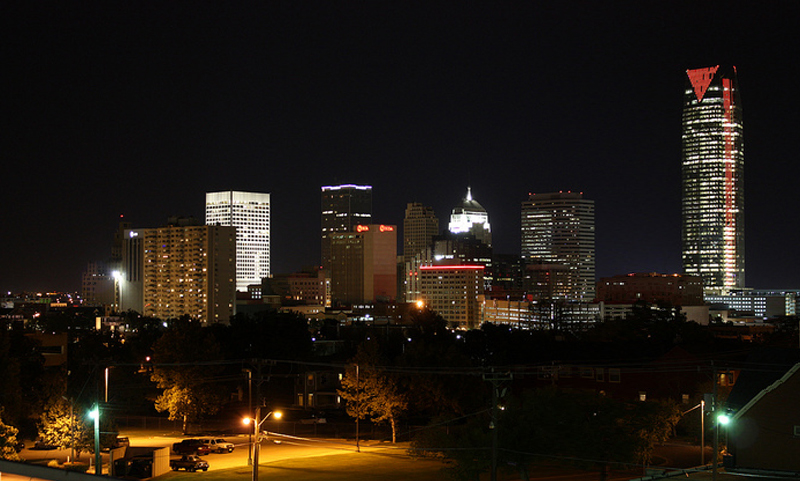 Oklahoma City Energy Efficiency and Conservation Strategy